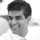 Headshot of the CTO and Co-Founder of Open Water Kunal Johar